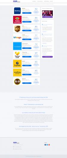 Дизайн рейтингового сайта