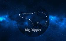 Большая Медведица, Логотип / Big Dipper, Logo