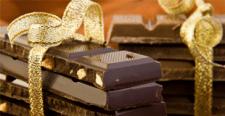 Подарки из шоколада «Chocolate Paradise»