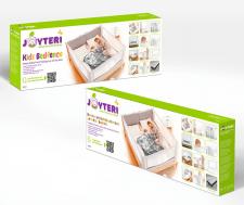 Упаковка для детских бортиков на кровать