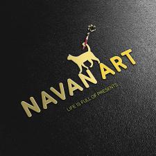 Лого Navan ART