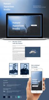 Nature Aquarium Studio