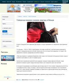 Пойманные воровки снимали квартиру в Вязьме