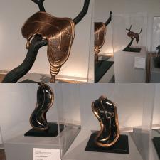 Музей в Мексике , скульптура Дали