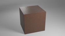 Просто куб в коже