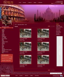 Сайт Классик-люкс