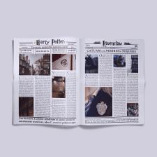 Газета Harry Potter