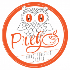 Prego logo + наклейка