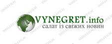 Логотип для сайту новин VYNEGRET.info
