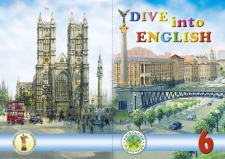 Dive into English schoolbook