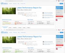 Оптимизация сайта eco-otrubi
