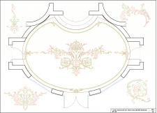 Дизайн мраморного пола