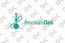 Разработка логотипа для доставки кальнов