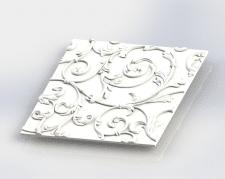 3D панель гипсовая