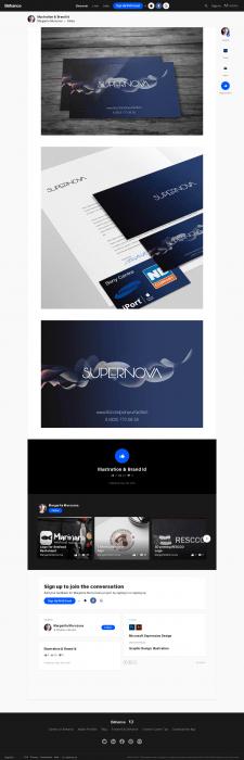 Illustration & Brand Id