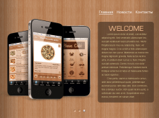 Phone Cafe / Customer Interface