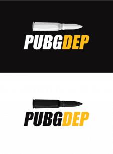 PUBGDEP - Логотип сайта