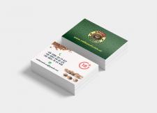 Разработка дизайна визитки для Интернет-магазина