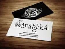 Логотип Sarahkka