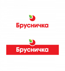 Логотип Брусничка