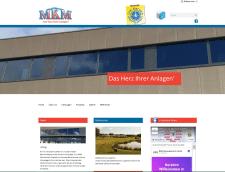 Сайт компании mkm-gmbh