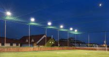 Освещение мини-футбольного поля г.Львов