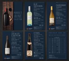 Каталог вин для выхода на рынок Китая
