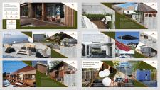 презентационный каталог для компании TerraceBoom