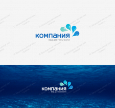 "Логотип для компании ""Цунами"""