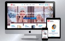 Сайт по установке металлопластиковых окон