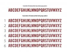 Дизайн шрифта с Grunge - эффектом