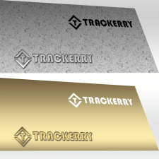 Логотип для платформы Trackerry