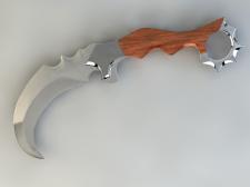 Нож Karambit 2