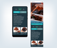 Card Product (for mobile application)