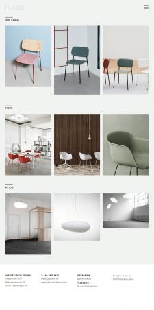 Iskos modern interier