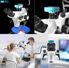 Моделирование и визуализация микроскопа