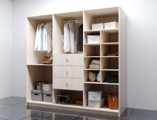 Моделирование и визуализация шкафа