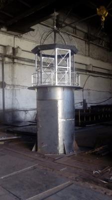 Декоративный маяк