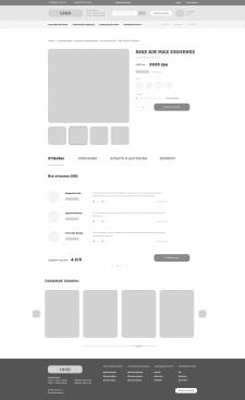 Прототип карточки товара
