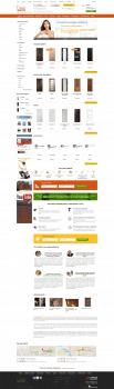 Разработка интернет-магазина Market-Dveri.ua