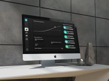 Дизайн интерфейса для сайта