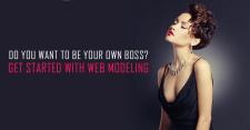 Баннер для веб-моделинга