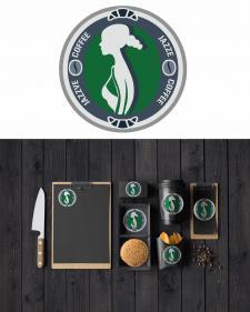 Логотип для компании по продаже кофе