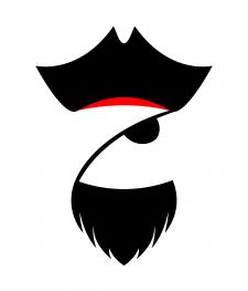 Фирменный стиль для пиратского фестиваля