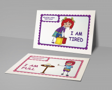 Детские карточки для изучения английского языка