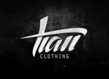 Логотип Tian clothing