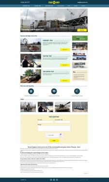 Сайт агентства экстремальных туров