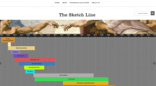 Сайт про искусство