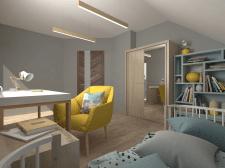 Дизайн будинку (дитяча кімната)