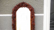 Декоративная рамка для зеркала